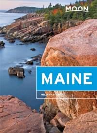 Moon Maine (Seventh Edition)