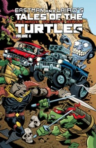 Eastman and Laird's Tales of the Teenage Mutant Ninja Turtles 6