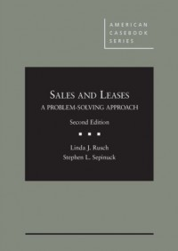 Sales and Leases