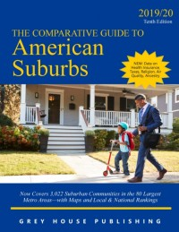 The Comparative Guide to American Suburbs, 2019-20 + 2-year Access Card