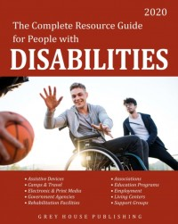 Complete Resource Guide for People With Disabilities, 2020 + 1-year Access Card