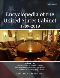 Encyclopedia of the United States Cabinet + Access Card