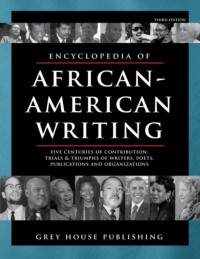 Encyclopedia of African-american Writing + Access Card