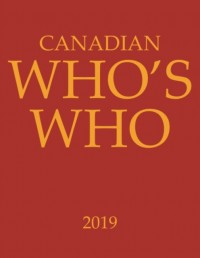 Canadian Who's Who, 2019