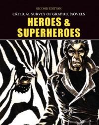 Critical Survey of Graphic Novels + Access Card