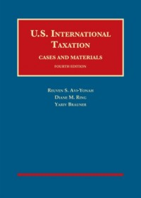 U.S. International Taxation