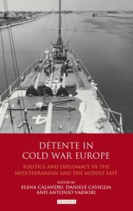 Detente in Cold War Europe