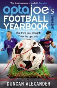 OptaJoe's Football Yearbook 2016