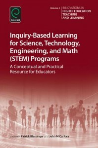 Inquiry-Based Learning for Science, Technology, Engineering,