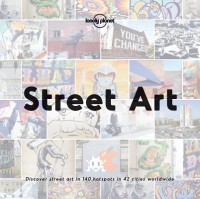 Lonely Planet Street Art