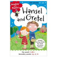 Reading with Phonics Hansel and Gretel