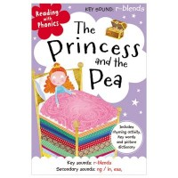 Reading with Phonics the Princess and the Pea