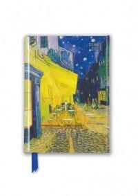 Vincent Van Gogh - Cafe Terrace Pocket Diary 2021