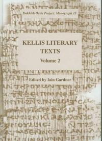 Kellis Literary Texts