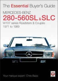 Mercedes-Benz 280SL-560SL Roadsters