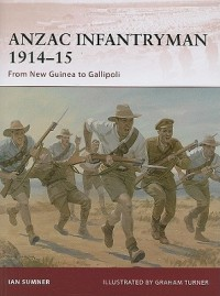 ANZAC Infantryman 1914-15