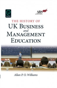 History of UK Business and Management Education