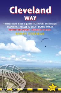 Cleveland Way (Trailblazer British Walking Guide)