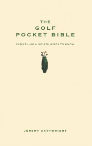 Golf Pocket Bible