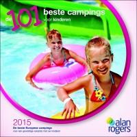 De 101 beste campings voor kinderen 2015