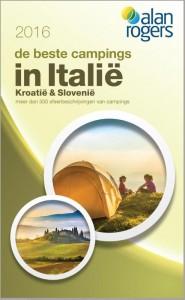 2016 - DE BESTE CAMPINGS IN ITALIE KROATIE & SLOVENIE