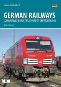 German Railways Part 1: Locomtoives & Multiple Units of Deutsche Bahn