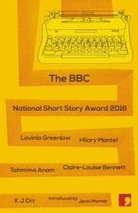The BBC National Short Story Award 2016