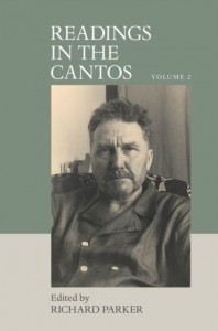 Readings in the Cantos