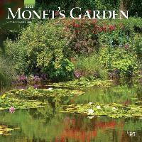 Monet's Garden - Monets Garten 2020 - 18-Monatskalender