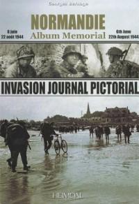 Normandie Album Memorial, Invasion Journal Pictorial
