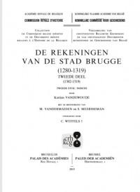 De rekeningen van de stad Brugge (1280-1319)