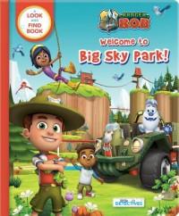 Ranger Rob at Big Sky Park (Little Detectives)