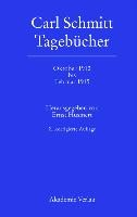 Tagebücher vom Oktober 1912 bis Februar 1915