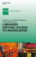 Libraries Driving Access to Knowledge