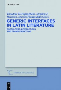 Generic Interfaces in Latin Literature