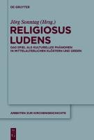 Religiosus Ludens