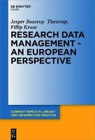 Research Data Management - A European Perspective