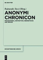 Anonymi Chronicon