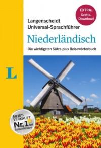 """Langenscheidt Universal-Sprachführer Niederländisch - Buch inklusive E-Book zum Thema """"Essen & Trinken"""""""