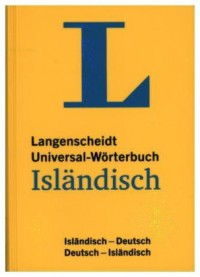Langenscheidt Universal-Wörterbuch Isländisch - mit Zusatzseiten Zahlen
