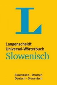Langenscheidt Universal-Wörterbuch Slowenisch - mit Tipps für die Reise