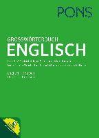 PONS Großwörterbuch Englisch