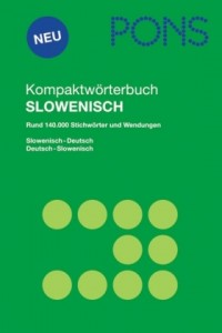 PONS Kompaktwörterbuch Slowenisch