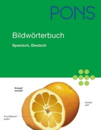 PONS Bildwörterbuch Spanisch, Deutsch