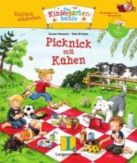Englisch entdecken - Die Kindergartenbande: Picknick mit Kühen