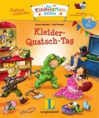Englisch entdecken - Die Kindergartenbande: Kleider-Quatsch-Tag