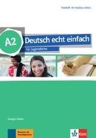 Deutsch echt einfach A2. Testheft + MP3 Dateien online
