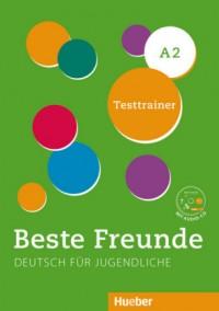 Beste Freunde A2. Testtrainer mit Audio-CD
