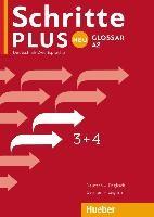 Schritte plus Neu 3+4. Glossar Deutsch-Englisch - Glossary German-English
