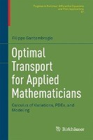 Optimal Transport for Applied Mathematicians